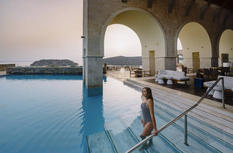 The Luxury Collection - Blue Palace at Elounda in Crete